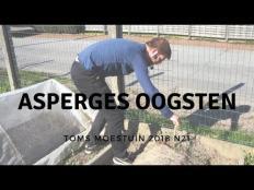 TM18#21 : Asperge bloopers + vraag om tips om asperges te oogsten